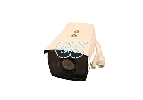 400万像素LED4灯网络有线枪机型摄像头