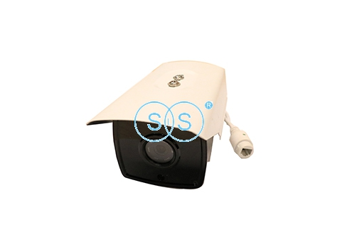 LED4灯POE有线枪机型摄像头