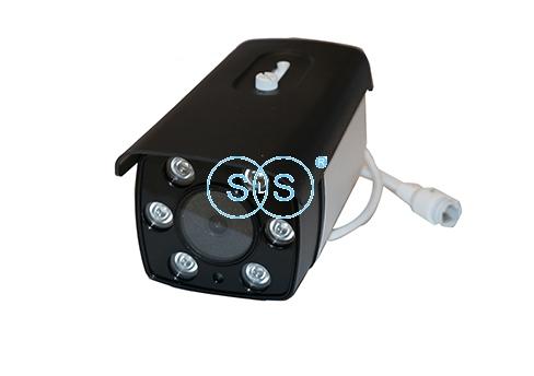 LED6灯网络有线枪机型摄像头