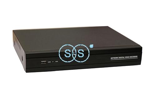 LS9808DSP八路有线网络录像机